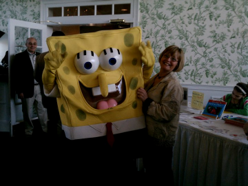ENA night with Spongey