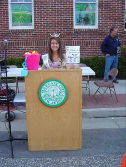 Miss Gloucester County in Margate