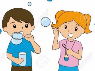 Teach Your Child or Students About Bubbles Day With Our Free Children's Story