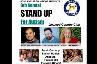 STAND UP 4 AUTISM!